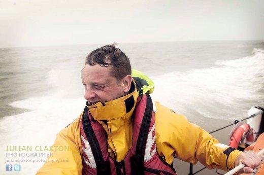 Lowestoft RNLI Lifeboat