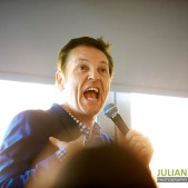 Norwich Theatre Royal Spotlight Business Event with Brian Conley