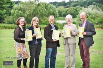 Broads Plan Launch 2017 Whittlingham Broad 26th July 2017